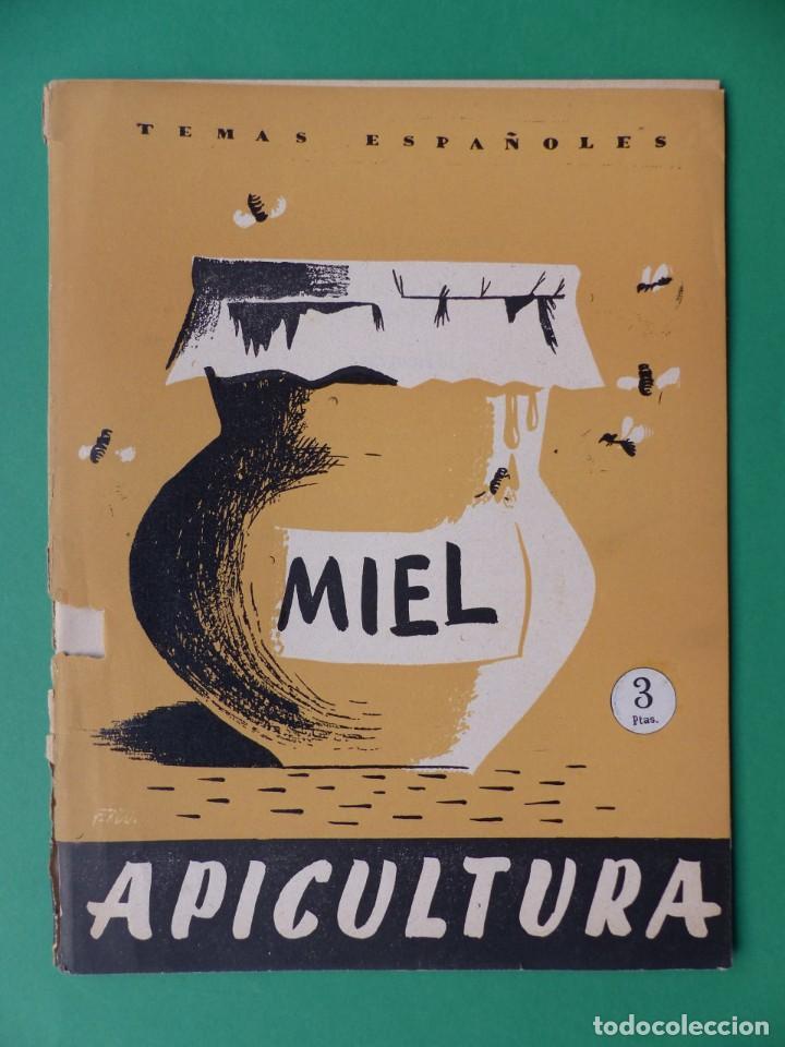 Coleccionismo de Revista Temas Españoles: TEMAS ESPAÑOLES, 16 REVISTAS - AÑOS 1950 - VER FOTOS ADICIONALES - Foto 17 - 276519638