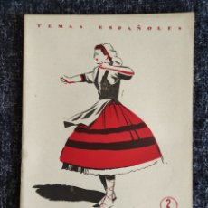 Coleccionismo de Revista Temas Españoles: TEMAS ESPAÑOLES Nº 344 ÁLAVA -EDITADO : AÑOS 60. Lote 278528413