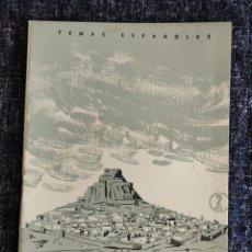 Coleccionismo de Revista Temas Españoles: TEMAS ESPAÑOLES Nº 348 EL MAESTRAZGO -EDITADO : AÑOS 60. Lote 278528488