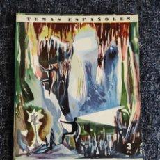 Coleccionismo de Revista Temas Españoles: TEMAS ESPAÑOLES Nº 406 ESPELEOLOGIA -EDITADO : AÑOS 60. Lote 278528673