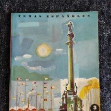 Coleccionismo de Revista Temas Españoles: TEMAS ESPAÑOLES Nº 404 BARCELONA -EDITADO : AÑOS 60. Lote 278528723