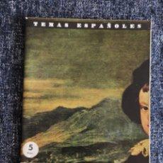 Coleccionismo de Revista Temas Españoles: TEMAS ESPAÑOLES Nº 418 VELAZQUEZ -EDITADO : AÑOS 60. Lote 278528763