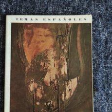 Coleccionismo de Revista Temas Españoles: TEMAS ESPAÑOLES Nº 421 EL ARTE ABSTRACTO -EDITADO : AÑOS 60. Lote 278528858