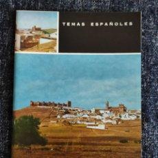 Coleccionismo de Revista Temas Españoles: TEMAS ESPAÑOLES Nº 451 BAÑOS DE LA ENCINA Y SU CASTILLO -EDITADO : AÑOS 60. Lote 278528903