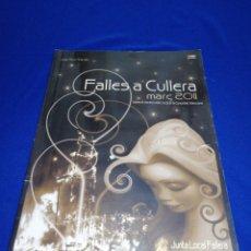 Coleccionismo de Revista Temas Españoles: FALLAS DE CULLERA 2011 JUNTA LOCAL FALLERA 40 AÑOS. Lote 287605608