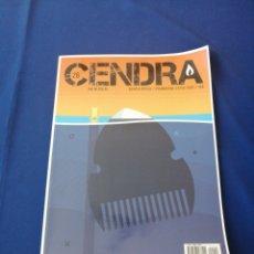 Coleccionismo de Revista Temas Españoles: CENDRÁ REVISTA FALLERA 2020 (MANOLO SANCHIS - JOSÉ LUIS COLL). Lote 287695198