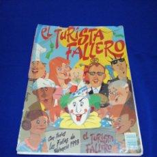 Coleccionismo de Revista Temas Españoles: EL TURISTA FALLERO 1993. Lote 288080778