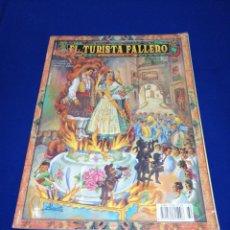 Coleccionismo de Revista Temas Españoles: EL TURISTA FALLERO 2001. Lote 288084138