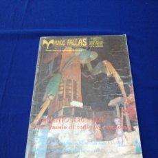 Coleccionismo de Revista Temas Españoles: MUNDO FALLAS 1993 (REPORTAJE REGINO MAS). Lote 288143128