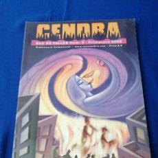 Coleccionismo de Revista Temas Españoles: CENDRA - SUC DE FALLES 2008 NUMERO 6 REVISTA FALLERA. Lote 288146868