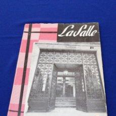 Coleccionismo de Revista Temas Españoles: LA SALLE PATERNA COLEGIO (VALENCIA) ANUARIO 1964 - 65. Lote 292128223