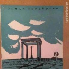 Coleccionismo de Revista Temas Españoles: TEMAS ESPAÑOLES. AVILA. 1956. Lote 292232673