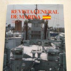 Coleccionismo de Revista Temas Españoles: REVISTA GENERAL DE MARINA. Lote 295743938