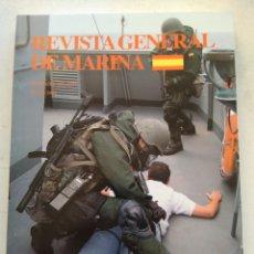Coleccionismo de Revista Temas Españoles: REVISTA GENERAL DE MARINA. Lote 295747578