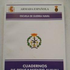 Coleccionismo de Revista Temas Españoles: CUADERNOS DE PENSAMIENTO NAVAL. Lote 295751598