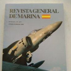 Coleccionismo de Revista Temas Españoles: REVISTA GENERAL DE MARINA. Lote 295751668