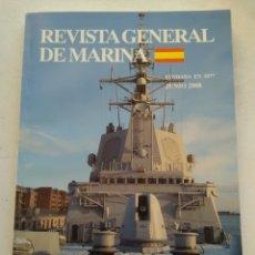 Coleccionismo de Revista Temas Españoles: REVISTA GENERAL DE MARINA. Lote 295752098