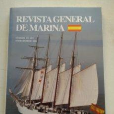 Coleccionismo de Revista Temas Españoles: REVISTA GENERAL DE MARINA. Lote 295752248