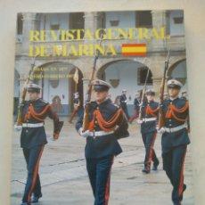 Coleccionismo de Revista Temas Españoles: REVISTA GENERAL DE MARINA ENERO-FEBRERO 2007 TOMO 252. Lote 297050388