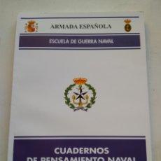 Coleccionismo de Revista Temas Españoles: CUADERNOS DE PENSAMIENTO NAVAL N°12. Lote 297080613