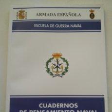 Coleccionismo de Revista Temas Españoles: CUADERNOS DE PENSAMIENTO NAVAL N°15. Lote 297119283