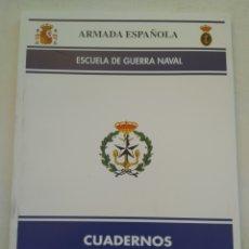 Coleccionismo de Revista Temas Españoles: CUADERNOS DE PENSAMIENTO NAVAL N°4. Lote 297121783