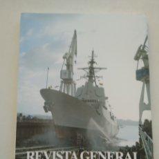 Coleccionismo de Revista Temas Españoles: REVISTA GENERAL DE MARINA DICIEMBRE 2004. Lote 297121838