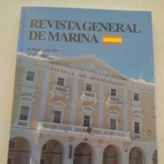 Coleccionismo de Revista Temas Españoles: REVISTA GENERAL DE MARINA MAYO 2007. Lote 297121973
