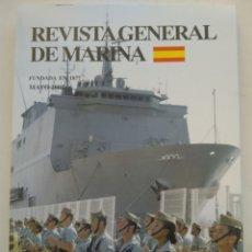 Coleccionismo de Revista Temas Españoles: REVISTA GENERAL DE MARINA MAYO 2005. Lote 297122008
