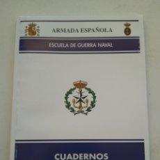 Coleccionismo de Revista Temas Españoles: CUADERNOS DE PENSAMIENTO NAVAL N°17. Lote 297122523