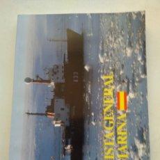 Coleccionismo de Revista Temas Españoles: REVISTA DE PENSAMIENTO NAVAL. Lote 297122548
