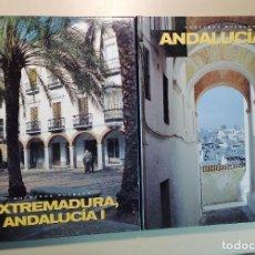 Coleccionismo de Revista Temas Españoles: NUESTROS PUEBLOS 2 TOMOS. Lote 297255883