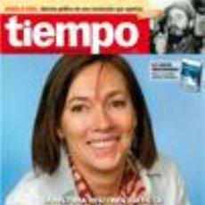 Coleccionismo de Revista Tiempo: REVISTA 'TIEMPO', Nº 1348. 22 DE FEBERERO DE 2008. LA MUJER DE RAJOY EN PORTADA.. Lote 20157312