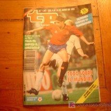 Coleccionismo de Revista Tiempo: REVISTA TP.. Lote 21452163