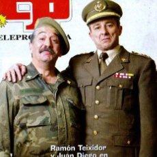 Coleccionismo de Revista Tiempo: REVISTA TP Nº1466. Lote 8727994