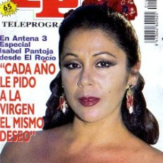 Coleccionismo de Revista Tiempo: REVISTA TP Nº1468. Lote 8728005