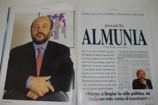 Coleccionismo de Revista Tiempo: revista tiempo nº 624, abril 1994, port. los escandalos del gobierno, regalo cinta vhs la rioja - Foto 6 - 27334064