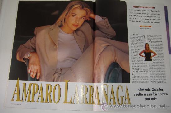 Coleccionismo de Revista Tiempo: revista tiempo nº 624, abril 1994, port. los escandalos del gobierno, regalo cinta vhs la rioja - Foto 7 - 27334064
