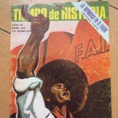 Colecionismo da Revista Tiempo: REVISTA 'TIEMPO DE HISTORIA' Nº 33 (AGOSTO 1977). Lote 14297195