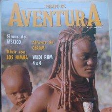 Coleccionismo de Revista Tiempo: REVISTA TIEMPO DE AVENTURA Nº 7. Lote 19752462
