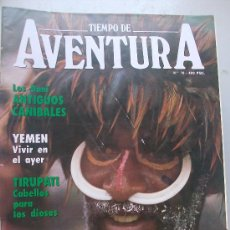 Coleccionismo de Revista Tiempo: REVISTA TIEMPO DE AVENTURA Nº 10. Lote 19752517
