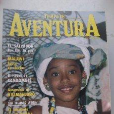 Coleccionismo de Revista Tiempo: REVISTA TIEMPO DE AVENTURA Nº 14. Lote 19752578