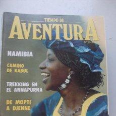 Coleccionismo de Revista Tiempo: REVISTA TIEMPO DE AVENTURA Nº 16. Lote 19752596