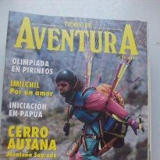 Coleccionismo de Revista Tiempo: REVISTA TIEMPO DE AVENTURA Nº 19. Lote 19752618