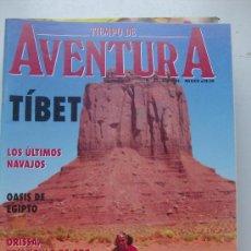 Coleccionismo de Revista Tiempo: REVISTA TIEMPO DE AVENTURA Nº 22. Lote 19752651
