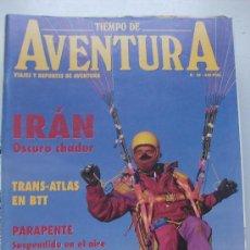 Coleccionismo de Revista Tiempo: REVISTA TIEMPO DE AVENTURA Nº 25. Lote 19752672