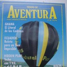 Coleccionismo de Revista Tiempo: REVISTA TIEMPO DE AVENTURA Nº 38. Lote 19752839
