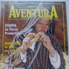 Coleccionismo de Revista Tiempo: REVISTA TIEMPO DE AVENTURA Nº 40. Lote 19752862