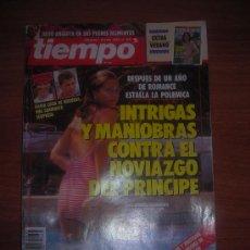 Coleccionismo de Revista Tiempo: REVISTA TIEMPO - 16 JULIO 1990 , Nº 428- JULIO ANGUITA EN SUS PEORES MOMENTOS. Lote 24387459