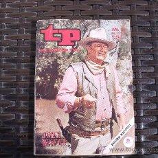 Coleccionismo de Revista Tiempo: EJEMPLAR DE 1972 DE TP (TELEPROGRAMA) EDICIÓN NACIONAL. Lote 29098847